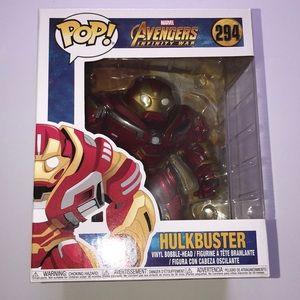 Hulkbuster big pop
